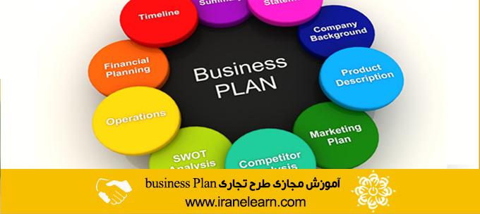 دوره آموزشی طرح تجاری Business Plan
