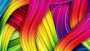 اهمیت رنگ در طراحی لباس