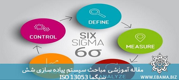 شش سیگما ISO 13053