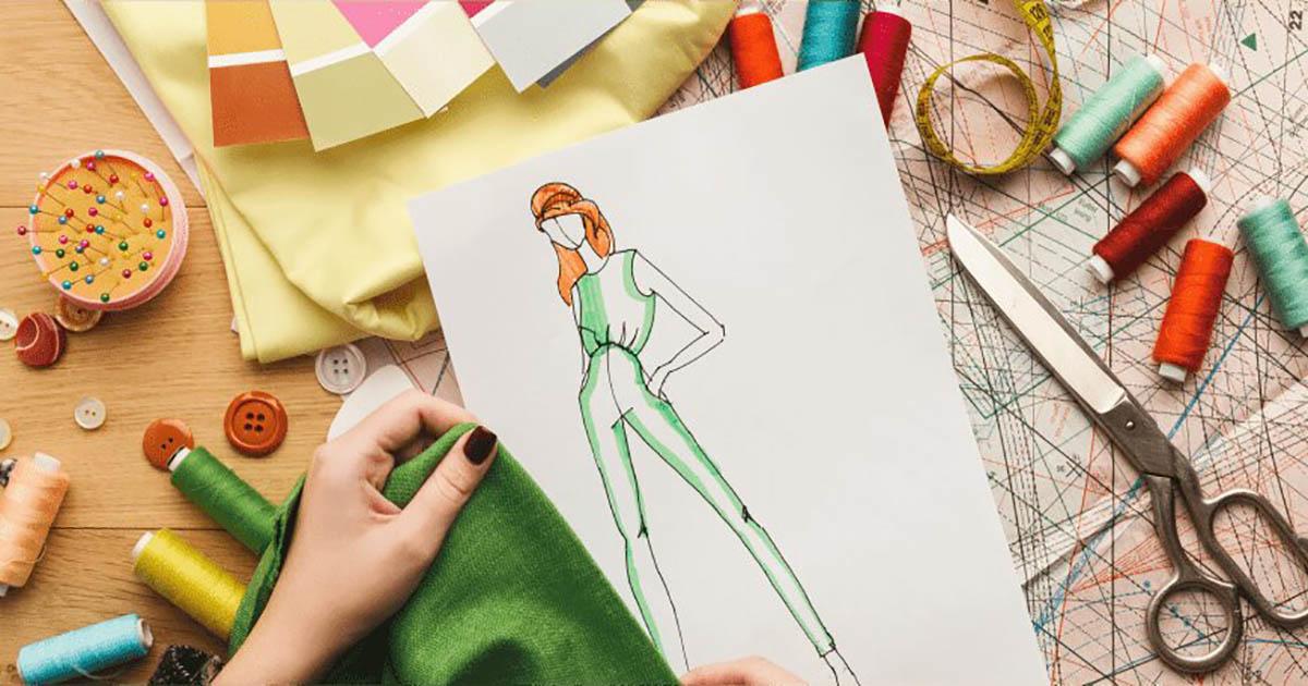 طراحی لباس و دوخت چیست؟