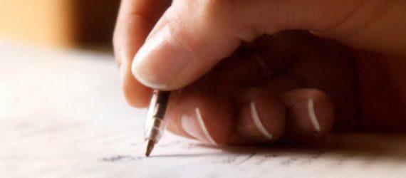 نوشتن نامه اداری