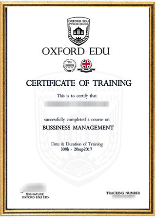 Oxford EDU