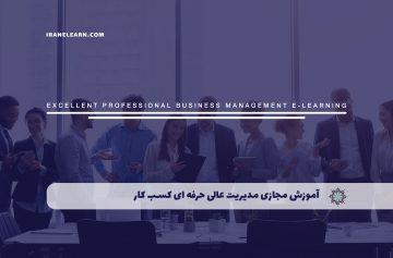 مدیریت عالی حرفه ای کسب کار