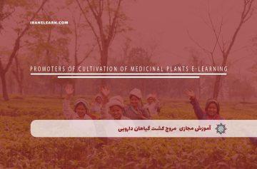 مروج کشت گیاهان دارویی